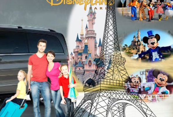 Taxi From Charles De Gaulle To Disneyland: The Quickest & Safest Journey To Disneyland