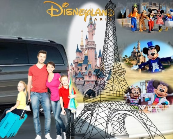 Affordable and Comfortable Private Transfer to Disneyland