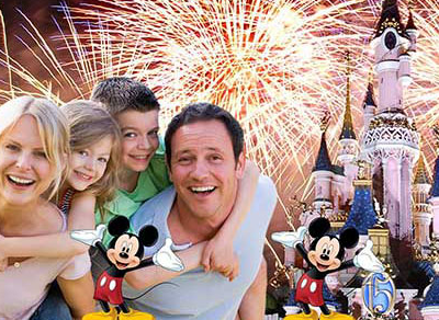 Use Luxury Private Cab Service From CDG Airport To Disneyland Paris Transfer